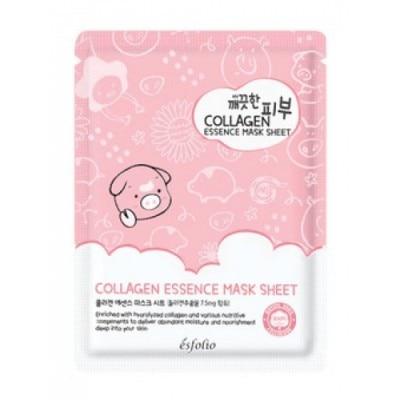 Esfolio Mascarilla Pure Skin Collagen Essence