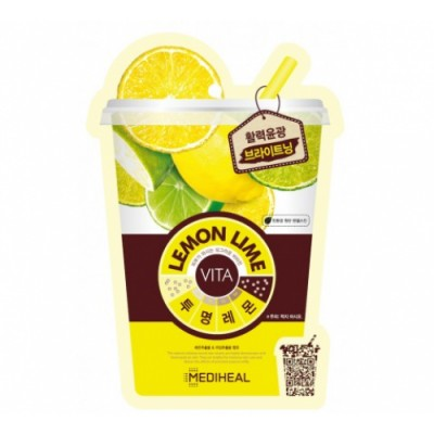 Mediheal Mascarilla Lemon Lime Ade 25 Ml