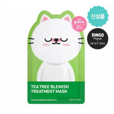 Dewytree Tea Tree Blemish Treatment Mask 30 Gr