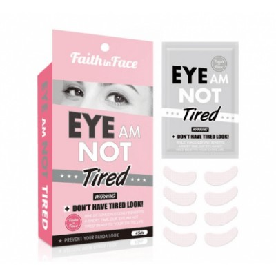 Faith In Face Eye Am Not Tired Eye Patch 12 Gr