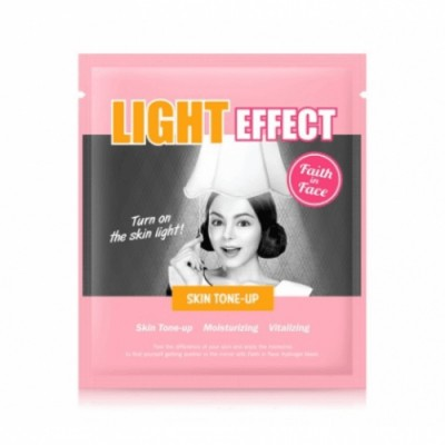 Faith In Face Light Effect Hidrogel Mask 38 Gr