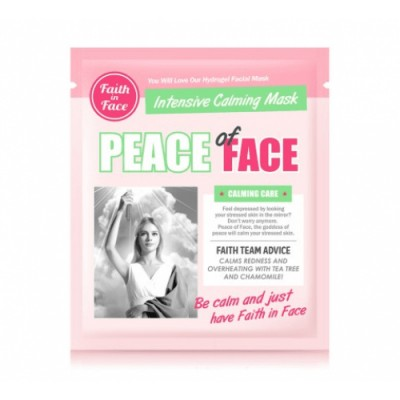 Faith In Face Peace Of Face Hidrogel Mask 38 Gr