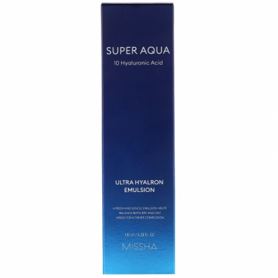 Missha Missha Super Aqua Ultra Hyalron Emulsión
