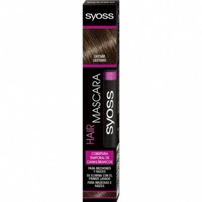 Syoss Syoss Hair Mascara Castaño