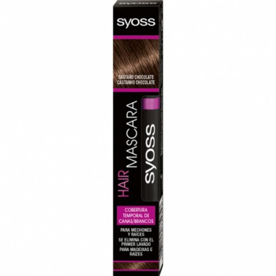 Syoss Syoss Hair Mascara Castaño Chocolate