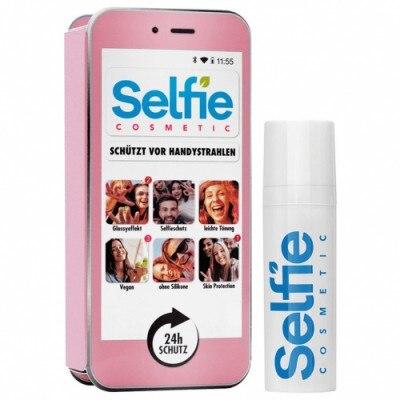 Selfie Cosmetic Selfie Cosmetic Rosa Locion facial