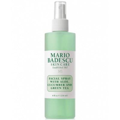 Mario Badescu Spray Facial con Aloe, Pepino y Té verde