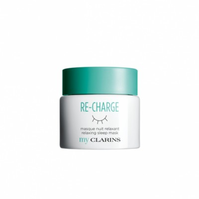 My Clarins My Clarins Re-Charge Masque Nuit Relaxant 50 Ml