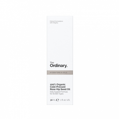 The Ordinary The Ordinary 100% Organic Cold-Pressed Rose Hip Seed Oil