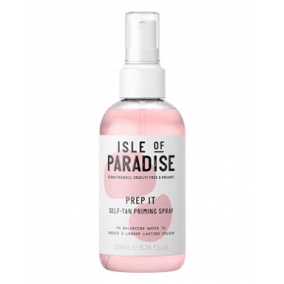 Isle of Paradise Prep It Self-Tan Priming Spray