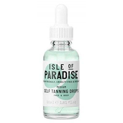 Isle of Paradise Self Tanning Drops Medium
