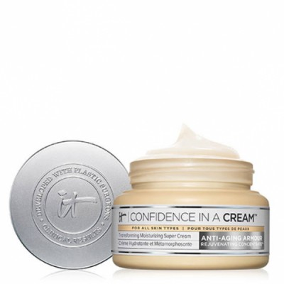 IT Cosmetics Confidence in a Cream Hydrating Moisturizer