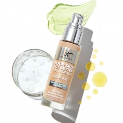 IT Cosmetics It Cosmetics Your Skin But Better Foundation + Skincare Base de Maquillaje