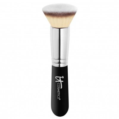 IT Cosmetics IT Cosmetics Heavenly Luxe™ Flat Top Buffing Foundation Brush n6. Brocha de pulido para fondos