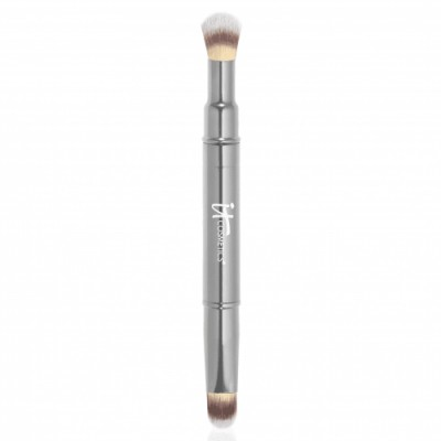 IT Cosmetics IT Cosmetics Heavenly Luxe™ Dual Airbrush Concealer Brush, Brocha doble para corrector