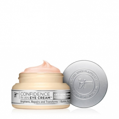 IT Cosmetics Confidence In An Eye Cream Crema Contorno de Ojos