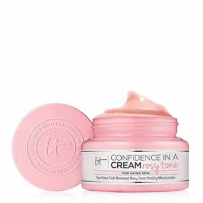 IT Cosmetics IT Cosmetics Confidence in a Cream™ Rosy Tone. Crema Hidratante Tono Rosado