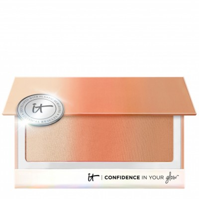 IT Cosmetics IT Cosmetics Confidence in Your Glow™- Instant Nude Glow Polvo bronceador-blush