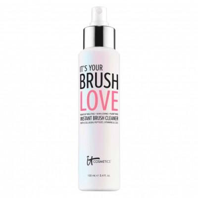 IT Cosmetics Its Your Brush Love. Limpiadora para brochas instantánea