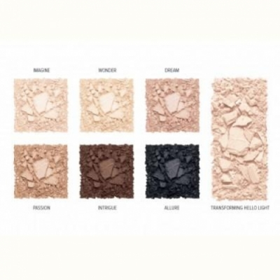 IT Cosmetics Naturally Pretty Essentials Mini Matte Luxe Transforming Eyeshadow Palette
