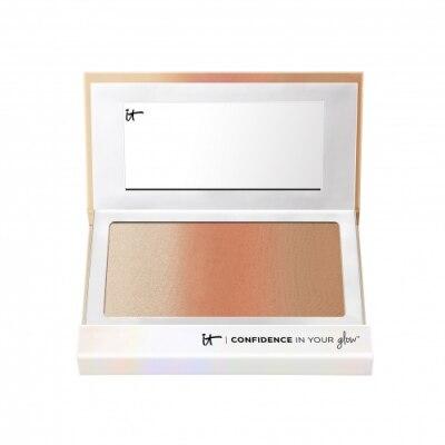 IT Cosmetics IT COSMETICS Confidence In Your Glow™ Paleta Colorete,Bronceador E Iluminador