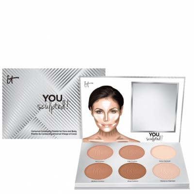 IT Cosmetics IT Cosmetics You Sculpted!™ Universal Contouring Palette. Paleta contouring rostro y cuerpo