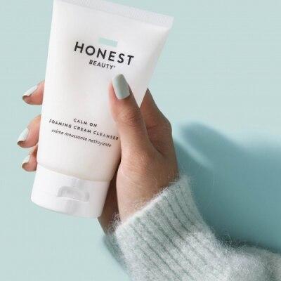 Honest Beauty Honest Beauty Calm on Foaming Cream Cleanser