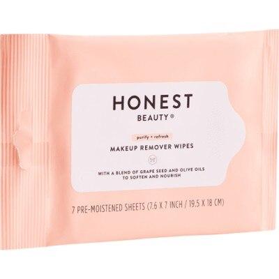 Honest Beauty Toallitas Desmaquilladoras Honest Beauty