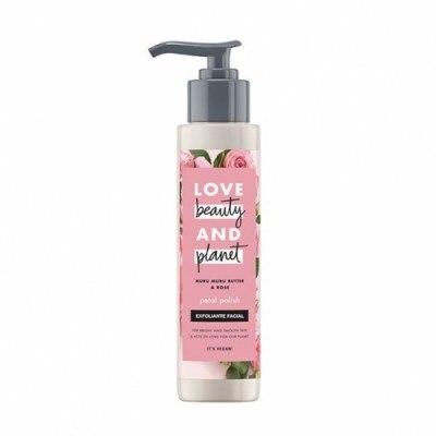 Love Beauty & Planet Exfoliante Facial Manteca De Muru Muru Rosa Peace Glow