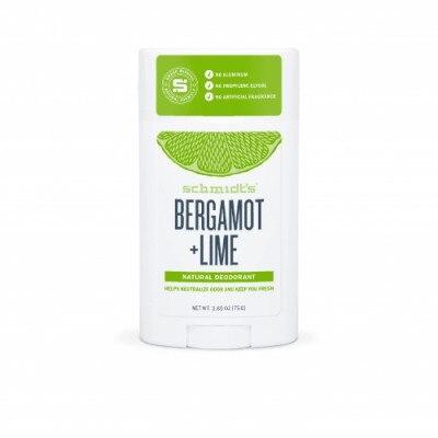 Schmidt's Schmidt's Desodorante Bergamot & Lime Stick