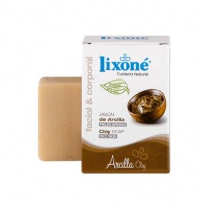Lixone Lixone Jabón Exfoliante Arcilla