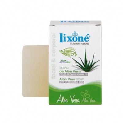 Lixone Lixone Jabón Exfoliante De Aloe Vera