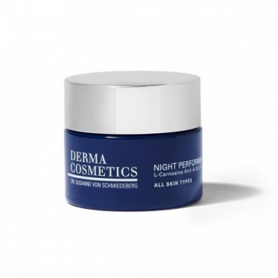 Dermacosmetics Crema de Noche Night Performer L-Carnosine Anti-A.G.E. Cream