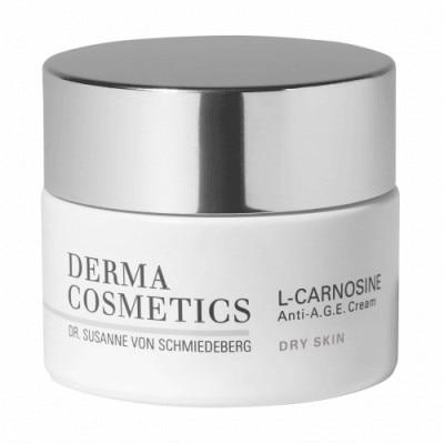 Dermacosmetics Crema L-Carnosine Anti-A.G.E. - Piel Seca