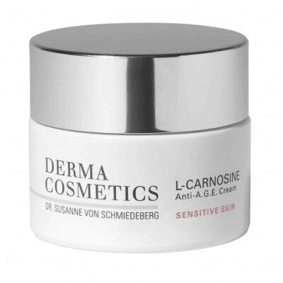 Dermacosmetics Crema L Carnosine Anti A.G.E. Piel Sensible 50 Ml