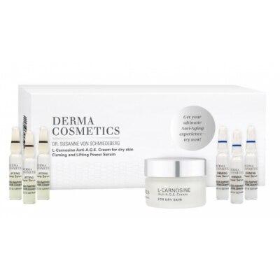 Dermacosmetics Cuidado Facial Kit de Inicio