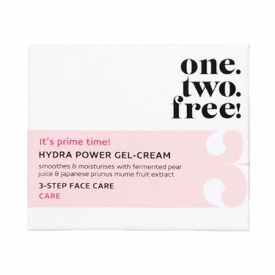 one.two.free! Hydra Power Gel-Cream