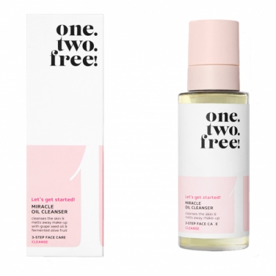 one.two.free! Miracle Oil Cleanser