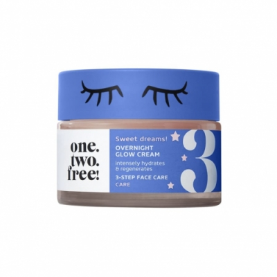 one.two.free! One Two Free Overnight Glow Cream