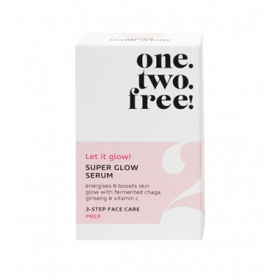 one.two.free! Vitamin C Super Glow Serum