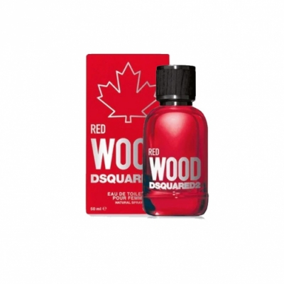 DSQUARED Dsquared2 Wood Red Edt