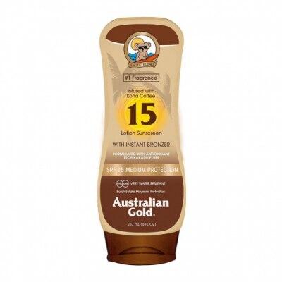 Australian Gold Australian Gold Bronzer Lotion Spf15