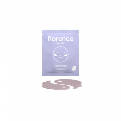 Florence by Mills Florence By Mills Swimming Under the Eyes Gel Parches - 1 par