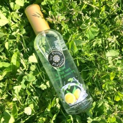 Les Petits Plaisirs Les Petits Plaisirs Agua de Colonia Limón y Té Verde