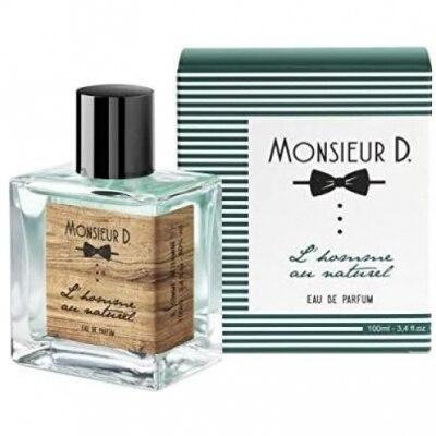 Monsieur D´ Gentleman Monsieur D L´Homme Eau de Parfum Au Naturel