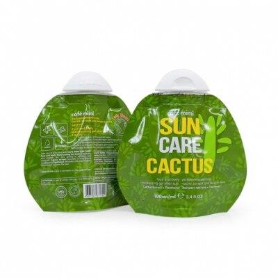 Café Mimí Café Mimi Gel After Sun Rostro y Cuerpo Hidratante Cactus