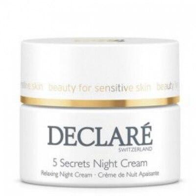 DECLARÉ Declaré 5 Secrets Night