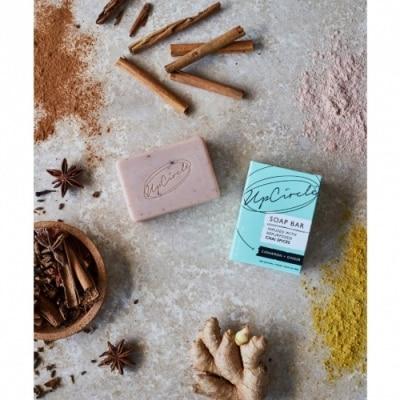 Upcircle Beauty Upcircle Beauty Cinnamon Ginger Soap