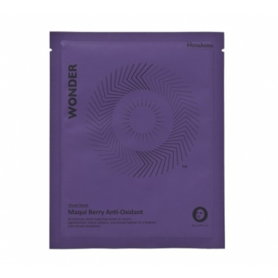 Haru Haru Wonder Maqui Berry Anti-Oxidant Mask 25 Gr