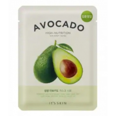 Quret Quret Avocado The Fresh Mask Sheet 25 Gr